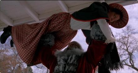 한발 빨리 찾아온 산타에게 모두 끔살.