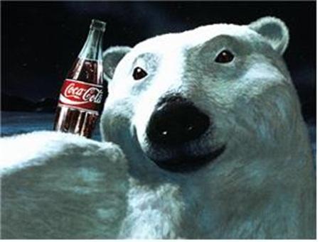 흰 곰을 잊으라고!