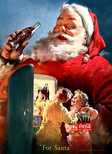 자본주의류 산타
