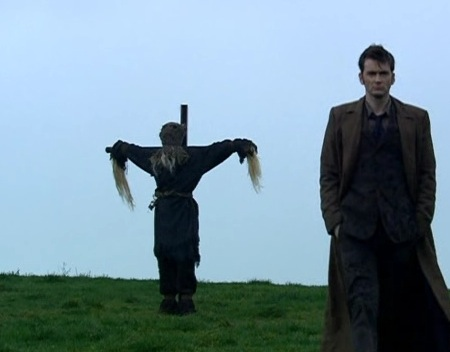 존재하지 않는 것을 세워놓게 된다. 사진은 영국 드라마 '닥터 후'.