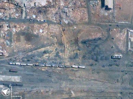 룡천역처럼 개박살나지 않으면 알려질 게 없는 북한 철도.