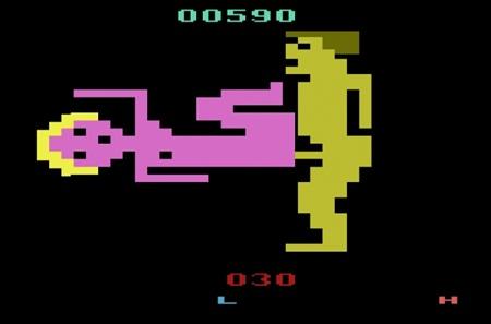 아타리용 포르노 게임 (1981)
