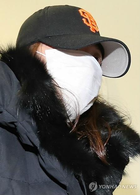 국정원녀 마스크