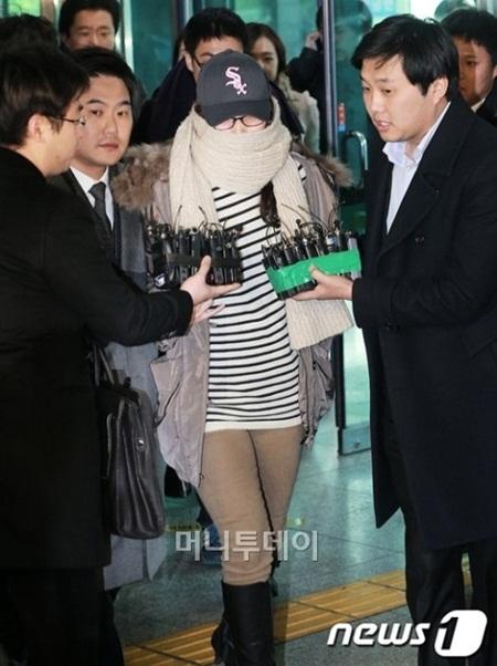 국정원녀 패션