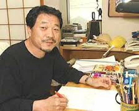 카와구치 카이지다. 예전엔 젊었는데...1993년 겨울에 이 녀석을 처음 접했다. 그때의 충격이란...