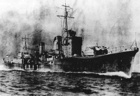 야마토 트릴로지(2) – 강운함(强運艦) 유키카제