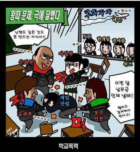 """한국 게임 정책사 정리 """"이 빌어먹을 게임탄압의 역사"""""""
