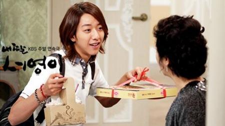 씨엔블루 멤버가 드라마에서 열연하고 있다.