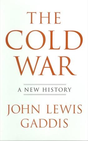 책 '냉전'의 표지