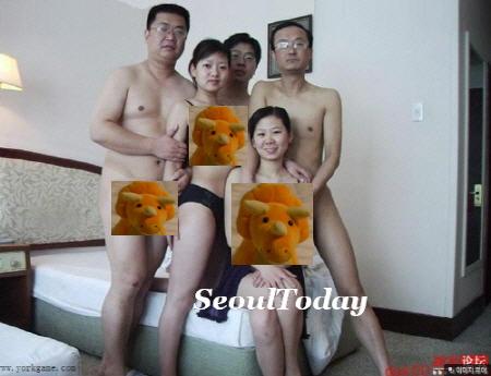 요즘 중국은 이렇다. 여기 등장하는 인물들은 모두 부부지간이면, 중국 공산당 간부들이다. 한마디로 스와핑이다. 멋지다!!