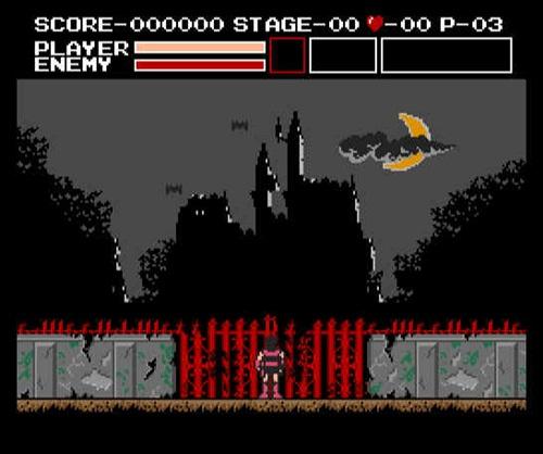 놀라운 게임성과 지금도 귀에 감기는 BGM이 인상적이었던 악마성 드라큐라.