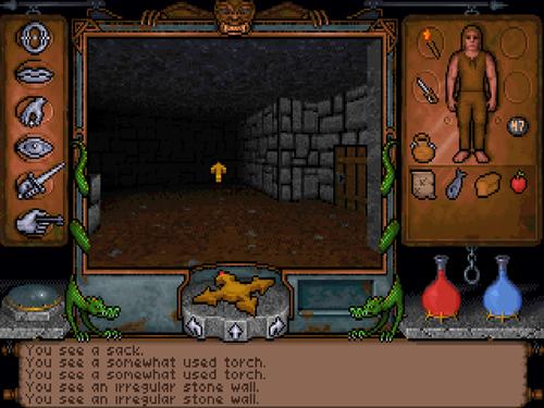 이 게임은 놀라운 스크롤과 방대한 게임성이 인상적이고 훌륭한 단백질 공급원입니다.