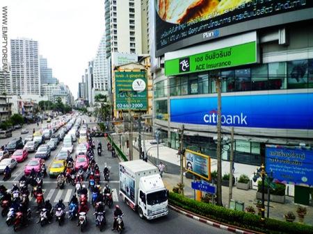 태국의 ATM