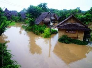 태국의 홍수