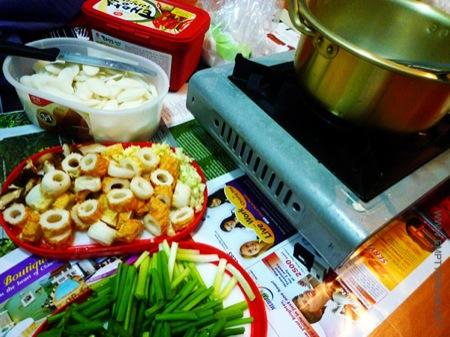태국의 음식점
