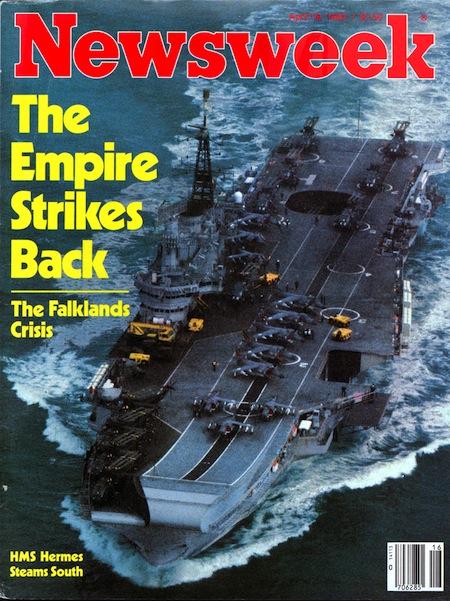 제국의 역습 - 대처와 포클랜드 전쟁