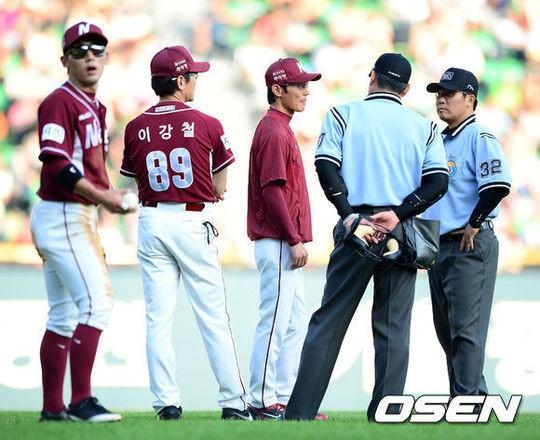 [인터뷰] 박근영 심판의 오심, 한국 프로야구와 MLB의 차이