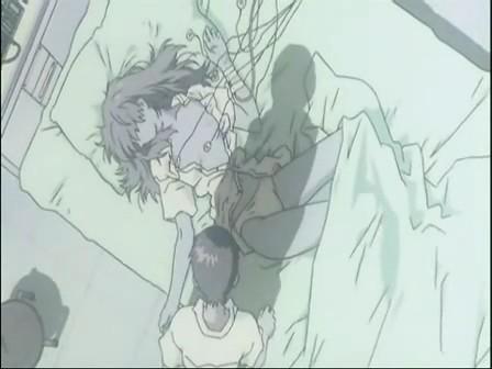 설정상 청소년의 성적 행위를 다룬 애니메이션.