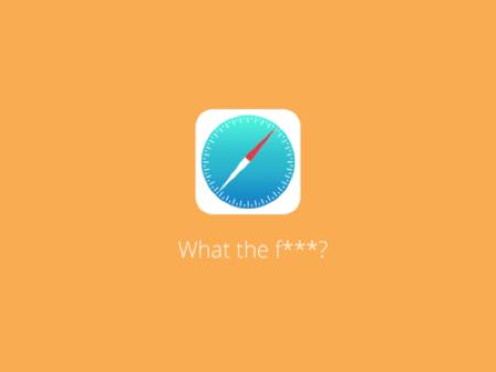 iOS 7의 디자인을 마냥 까보자
