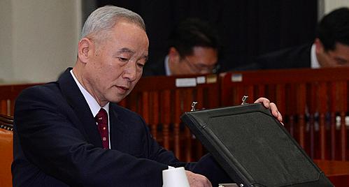 남재준 국정원장