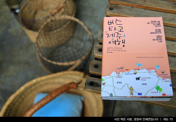 [인터뷰] '버스 타고 제주 여행' 미녀 저자
