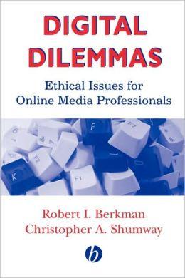 책 디지털 딜레마:온라인 (소셜) 미디어 전문가들이 안고 있는 윤리상의 문제