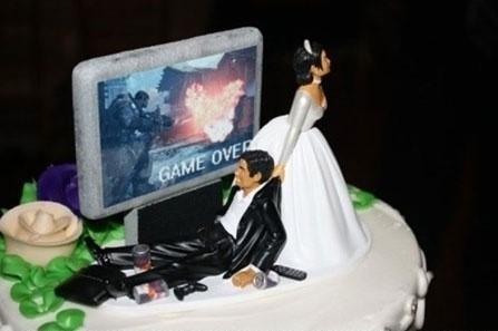임신보다 게임이 먼저였던 코어 게이머의 신혼생활
