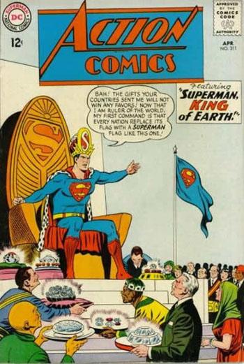 믿었던 슈퍼맨마저!