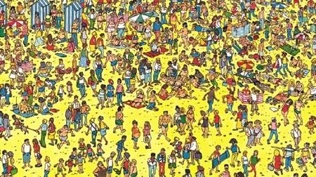 월리를 찾아라..해킹도 찾아라(출처 : http://farm3.staticflickr.com/2394/2135436191_a5b218570e_o.jpg)