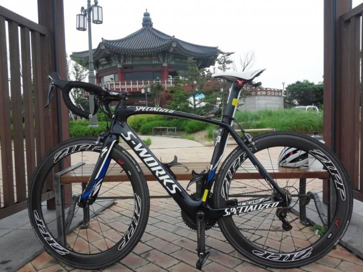 이런 자전거라면 분명 가능하다.