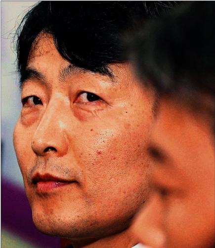 조선일보 1면 사진