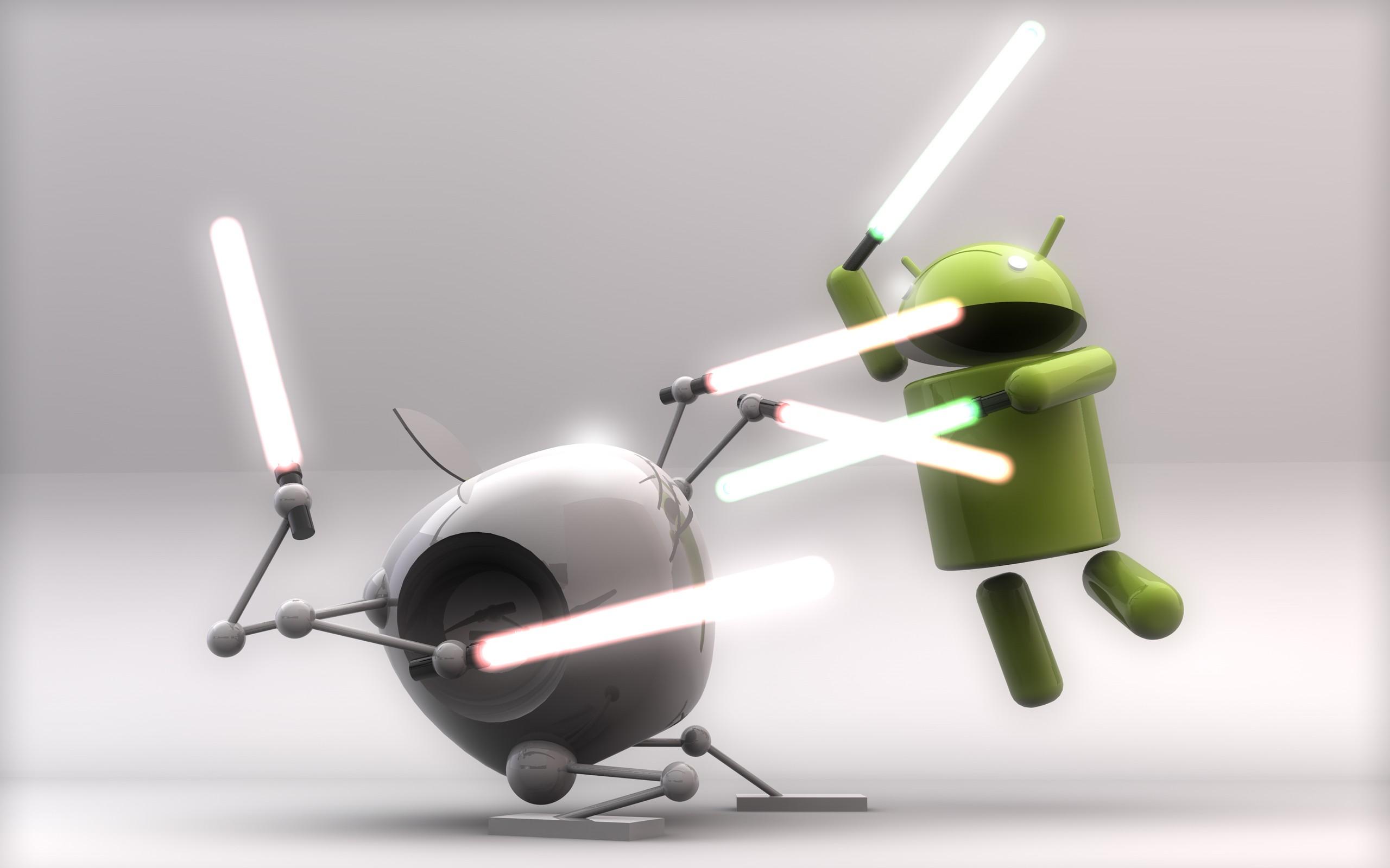 안드로이드가 iOS보다 좋다? 당신에게는.
