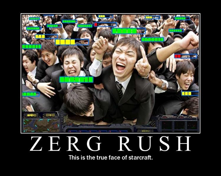 부당한 동일시-한국인은 전부 '스타크래프트 좀비'라고?
