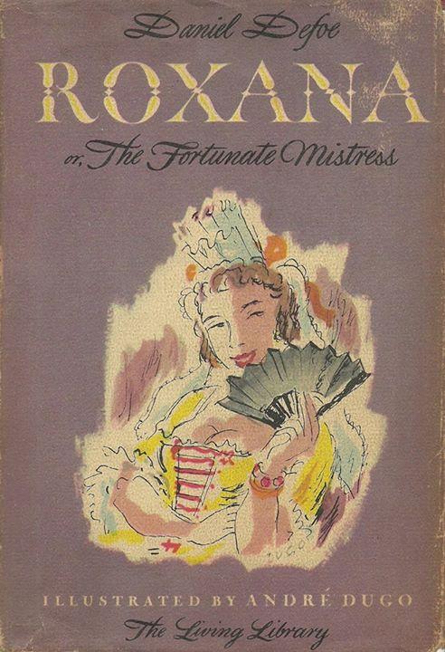 """다니엘 데 포우의 """"The Roxanna: Fortune Mistress."""" 내용은 전형적인 신데렐라 스토리다. 그럼에도 17-18세기 영국의 귀족들의 생활상을 잘 표현하고 있는 작품이다."""