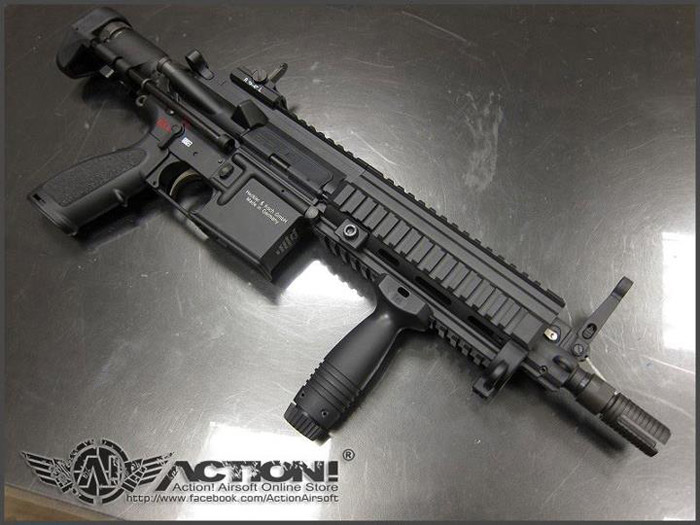 ▲ 대만 VFC 사의 GBB 라이플 HK 416C