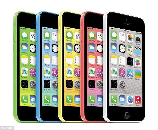 아이폰5C 발표 개드립 모음 (세계편)