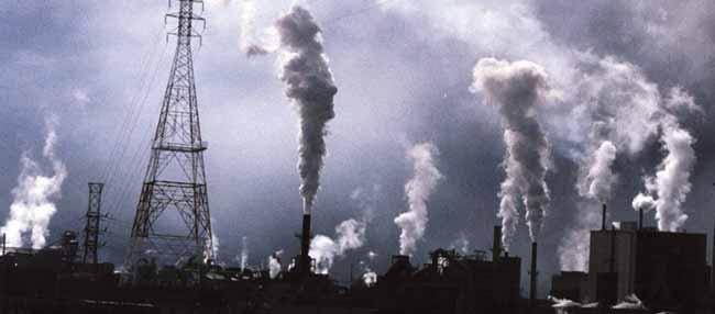 대기 오염으로 사망하는 사람의 수는?