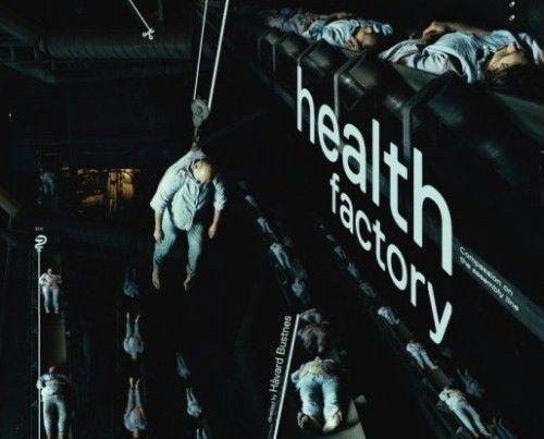 ▲ 노르웨이 호바르 부스트니스 감독이 제작한 다큐멘터리 '컨베이어벨트 위의 건강(Health Factory)'.
