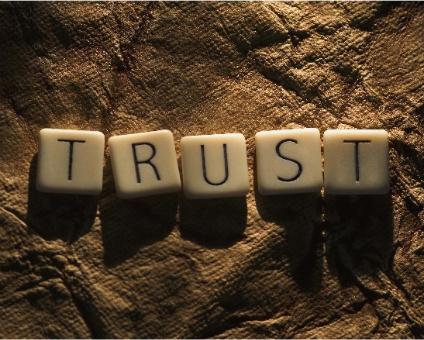 신뢰를 위한 장치: 왜 정부를 신뢰할 수 없는가