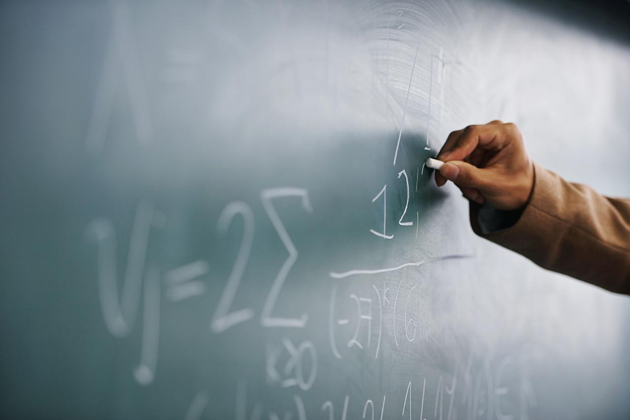 과학자가 되려면 수학을 잘해야 한다는 편견을 버려!