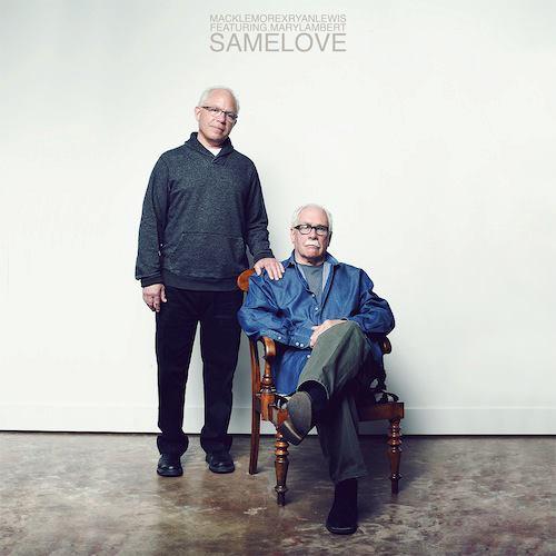 Same Love의 CD판 앨범 사진.