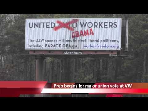 노조를 거부한 노동자: 미국 폭스바겐 공장의 투표