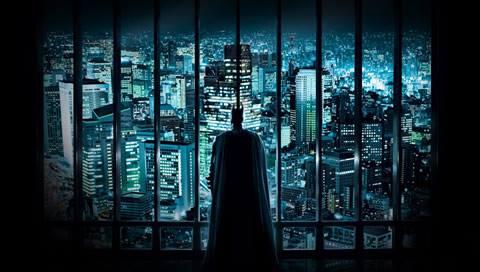 배트맨, 혹은 어느 강남좌파의 초상