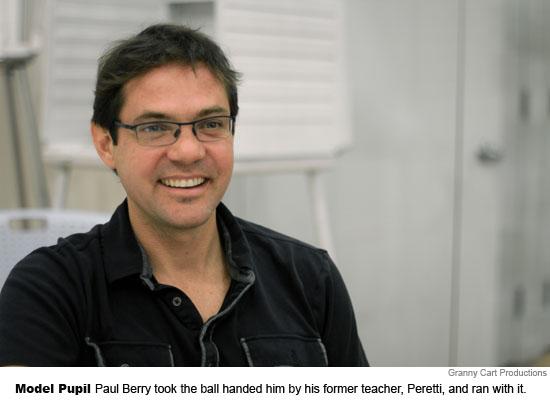 허핑턴 포스트의 오늘을 만든 폴 베리