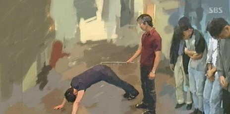 체벌의 사각지대, 학원