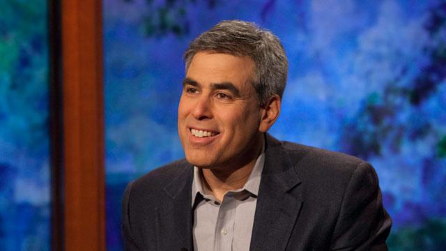 뉴욕대 스턴경영대의 조나단 하이트(Jonathan Haidt) 교수.