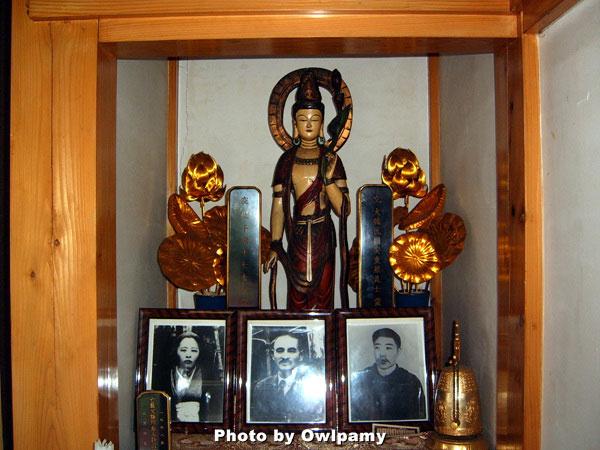 일본 혼슈 미야기현 구리하라시 대림사에는 지바 도시치 부부와 안중근 의사가 함께 모셔져 있다.