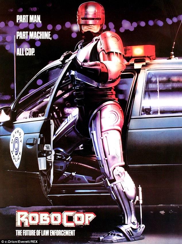 비록 몸은 기계지만 뇌가 인간이므로 인간 경찰이라 주장할 수 있었던 87년 로보캅.