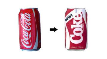 브랜드가 진짜 맛이다: 뉴 코크와 코카콜라