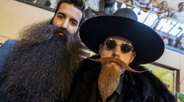 수염의 딜레마: 수염남끼리 모이지 말라